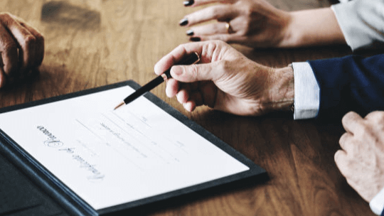 Contract Management System for Legal
