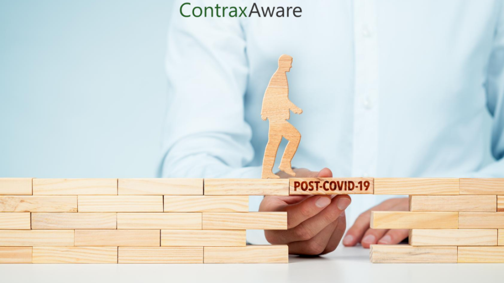 manage contracts in a post-covid